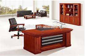 executive desk wooden classic. classic reddish brown wooden boss desk executive office furniturefoha18112a buy furnitureantique furniture 1