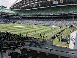 Seattle Sounders Centurylink Field Seating Chart Centurylink Field Virtual Seating Chart Sounders Field