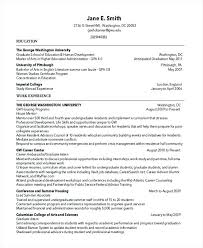 education in resumes sample education resumes sample higher education resume sample