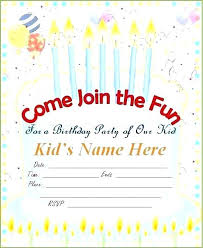 Making Party Invitations Online For Free Online Birthday Invitations Maker With Make Birthday Invitations