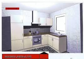 Einbauküche MANKAZETA 3 Küchenzeile L Form 285 X 165 Cm Ohne E Geräte