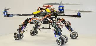 Mechanical Engineering Robots Modlab Upenn Archive Hybrid Exploration Robot For Air