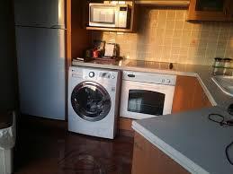 one piece washer dryer. Wonderful One Mayfair Bangkok  Marriott Executive Apartments Full Kitchen With One  Piece Washerdryer Throughout One Piece Washer Dryer H