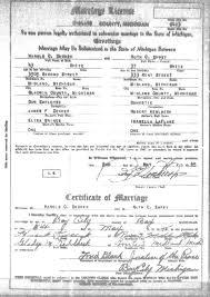 deckerjourney michigan generation 2 Wedding License Genesee County Mi harold & ruth marriage license 1945 midland county, mi marriage license genesee county mi