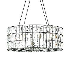 crystal drum chandelier drum and crystal chandelier crystal drum chandelier oil rubbed bronze round drum crystal