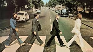 Walk Across America Chart The Beatles Set Another Record As Abbey Road Returns To The