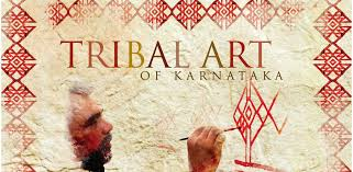 tribal art of karnataka