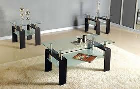 modern coffee table sets popular