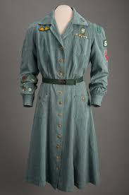 green girl scout uniform