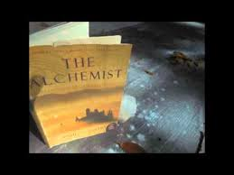 the alchemist audio book part