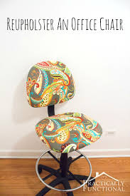 office chair reupholstery. How To Reupholster An Office Chair: Fix A Worn Out Chair, Or Just Add Chair Reupholstery
