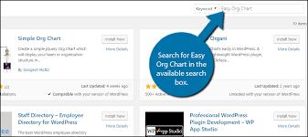 How To Create Organization Charts In Wordpress Greengeeks
