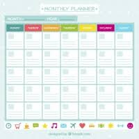 monthly planner free download monthly planner free vector graphic art free download found 937