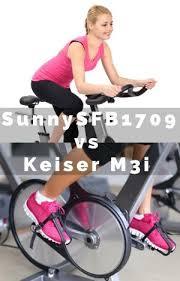 sunny sf b1709 vs keiser m3i all you