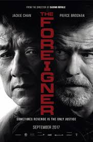This thriller casts chan in a bracing, dynamic role but then wastes that potential as the story sidelines him, focusing instead on other characters in rooms explaining the plot to each other. The Foreigner 2017 Showtimes Tickets Reviews Popcorn Singapore
