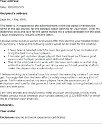 Cover Letter For Basketball Coaching Position Head Basketball Coach Sample Resume Mwb Online Co