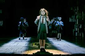 Matilda the Musical' at Shubert Theater - The New York Times