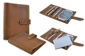 for mini leather 3 ring binder custom 4 portfolio