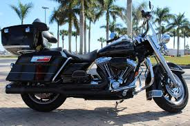 2006 harley davidson road king in fort myers florida