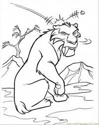 Small Picture Coloring Pages Of Dangerous Animals Coloring Pages