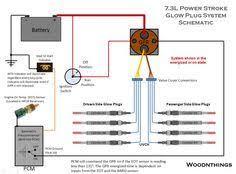 7 3 powerstroke wiring diagram google search obs ford diesel 7 3 powerstroke wiring diagram google search ford diesel ford excursion powerstroke diesel