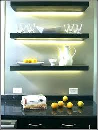 light floating shelf led floating shelves shelves with lights built in floating shelves with lighting led light floating shelf