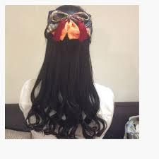 袴髪型はいからさんが通る Hairstylekimono ヘアセットアレンジ