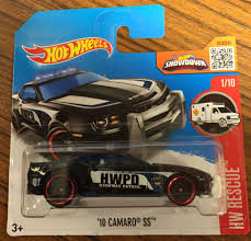 10 Camaro SS Toy Car, Die Cast, And Hot Wheels - '10 Camaro SS ...