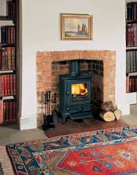 the brunel 1a wood stove from stovax is a franklin stove lookalike