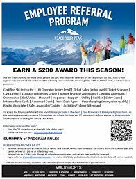 2018 Employee Referral Program