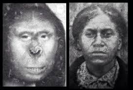 Russian ape woman 100