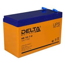 Аккумуляторная батарея для <b>ИБП Delta</b> HR 12-7.2 — купить в ...