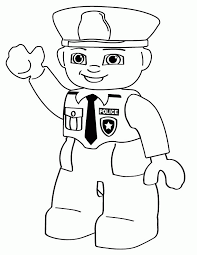 Search by theme, year or number. Lego Police Coloring Pages Coloring Home