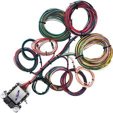 restoration wire harnesses 14 circuit ground kit