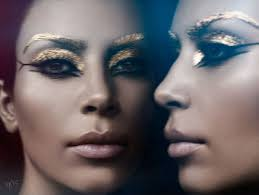 the genius of pat mcgrath featuring kim kardashian west for the violet files violetgrey