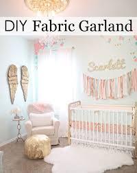 mesmerizing homemade baby girl nursery wall decor beautiful baby girl nursery decor ideas