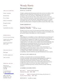 40 free Magazines from DAYJOB.COM Personal trainer CV template - Dayjob