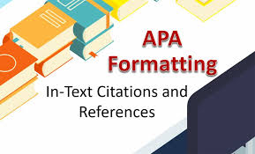 Apa Formation Apa Formatting In Text Citations And Reference Page