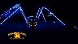 Baybears Halloween Lights Thriller Nights Of Lights The Best Halloween Light Show In