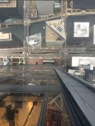 chicago glass floor 103rd floor willis tower skydeck iphone graphy