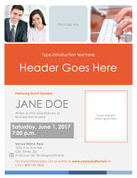 guest speaker flyer template microsoft word file diy design guest speaker flyer template microsoft word file