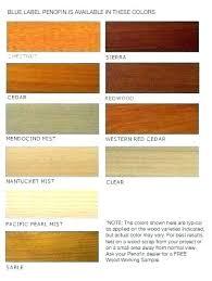 Interior Wood Stain Color Chart Interior Stain Colors Astrosinastria Co