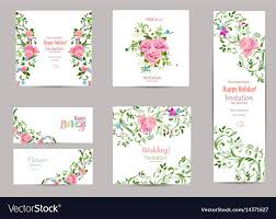 Fancy Designs For Cards Collection Of Greeting Cards With Fancy Flora For