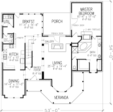 Classic Victorian Home Plan  19196GT  Architectural Designs Classic Floor Plans