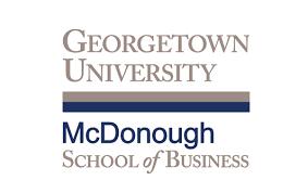 Georgetown University McDonough School of Business