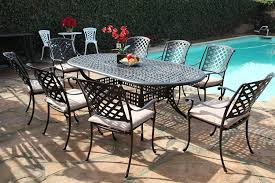 Amazon Kawaii Collection Outdoor Cast Aluminum Patio