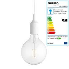 e27 socket pendant lamp by muuto in here