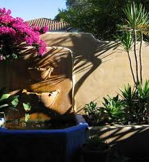 Small Picture Mexican Style Garden Designs and Yard Landscaping Ideas