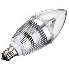 led chandelier candle light bulb 85 265v 5 b22