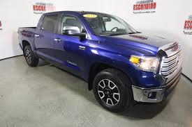 Pre-Owned 2014 Toyota Tundra 2WD Truck LTD Crew Cab Pickup in ...